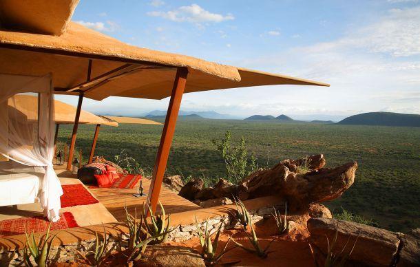 Kenya Eco lodge vacanze e safari