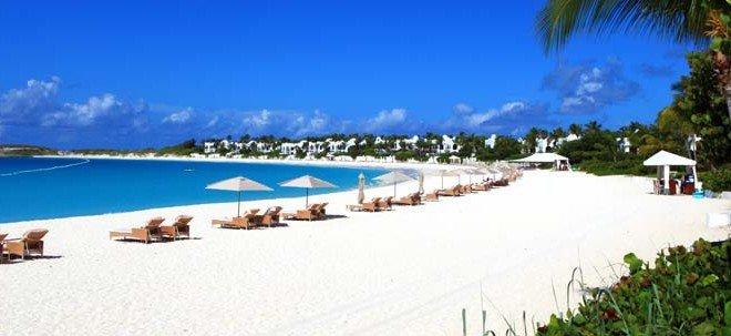 Anguilla vacanze romantiche al Cap Juluca