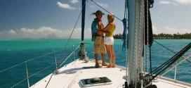 Polinesia barca a vela