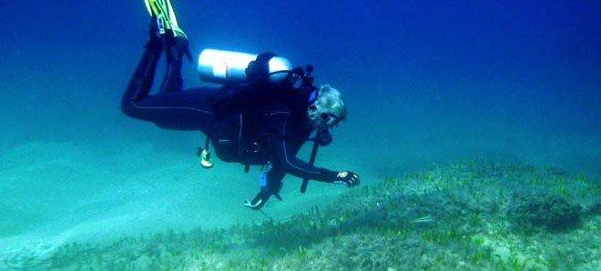 Cipro parchi marini sub