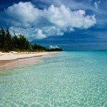 Eleuthera Bahamas Spiaggia