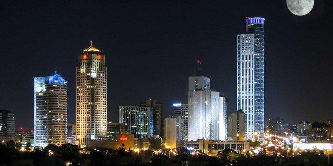 Tel Aviv notte