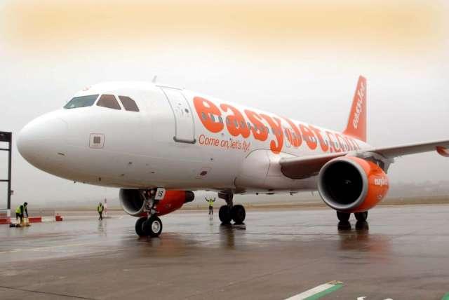 Easyjet nuovi voli Roma