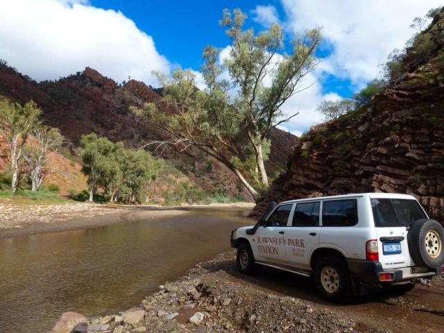 Tour in South Australia Flinders Rangers