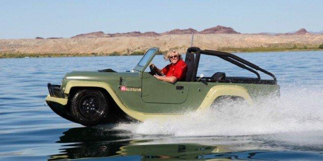 Vacanze mare California Watercar Panther