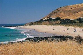Australia: Carrickalinga la spiaggia più bella di Adelaide