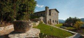 Eremito Umbria eremo di lusso