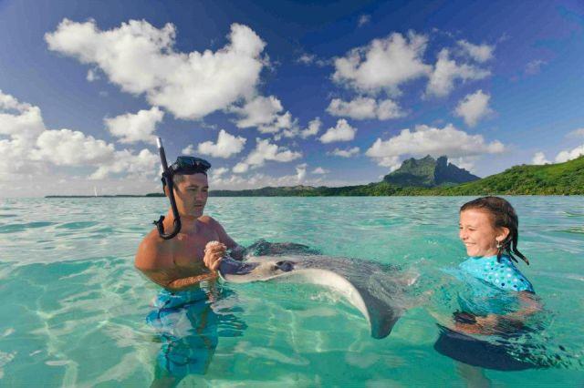 Polinesia Francese quali sport acquatici praticare