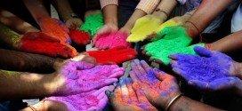 Holi Festival 2014 in India