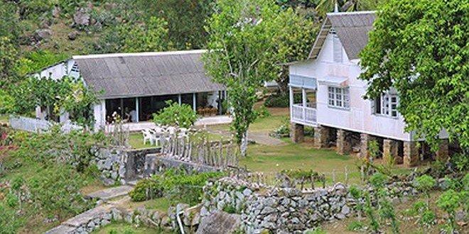 Le Jardin du Roi giardino spezie Seychelles