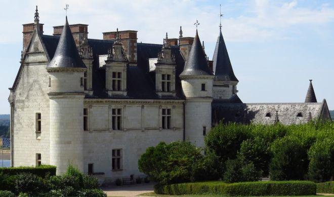 Francia Chateau Royal d'Amboise
