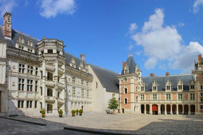 Francia Chateau Royal de Blois