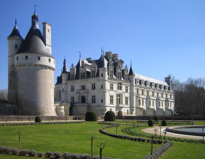 Francia Chateaux Chenonceau