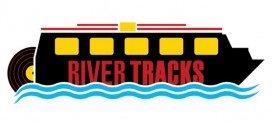 river tracks Roma tevere