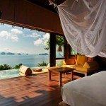 Thailandia hotel vista mare