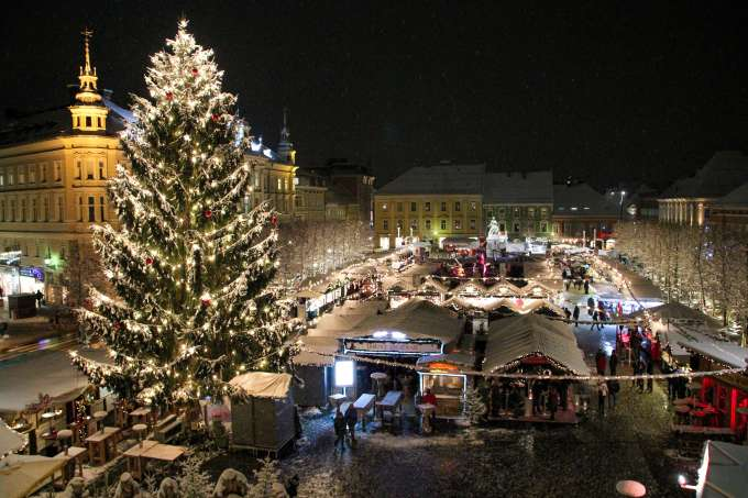 Mercatini Natale Corinzia Klagenfurt Foto pixelpoint Handler