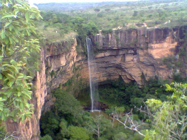 Chapada dos Guimarães Mato Grosso Brasile