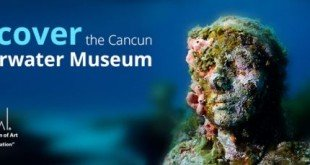 Messico Cancun museo sottomarino