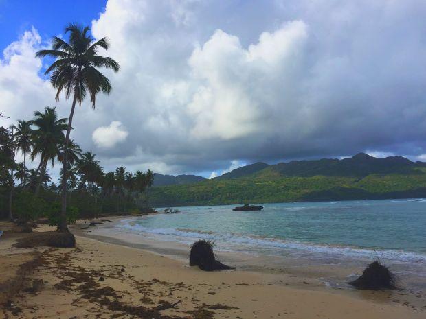 playa rincon repubblica dominicana