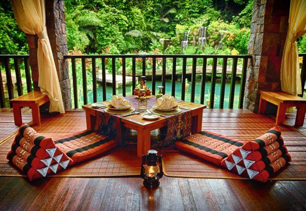 BUNGA RAYA Longhouse Restaurant_08