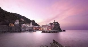 Vernazza, Cinque Terre Dawn