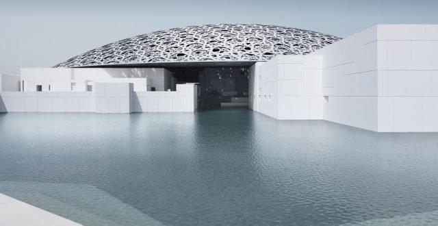 Louvre Abu Dhabi orari
