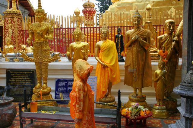 chiang mai templi