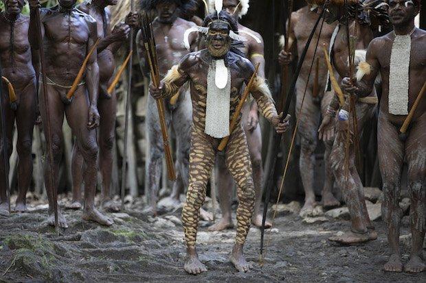 raz&tribe papua