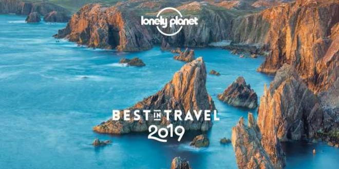 lonely planet classifica mete turistiche