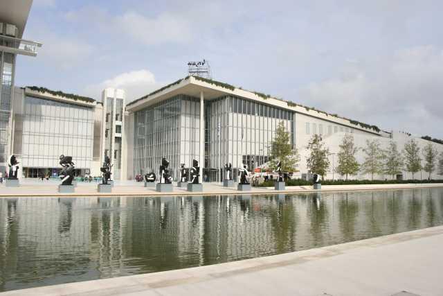 Atene Centro culturale della Fondazione Stavros Niarchos 1