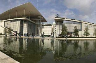 Atene Centro culturale della Fondazione Stavros Niarchos 2