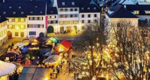 mercatini di natale 2019 svizzera calendario sconto treno